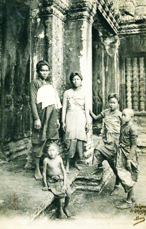 1907 Cambodia - Angkor Wat Pilgrimage