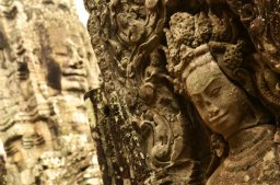 At the Temples of Angkor