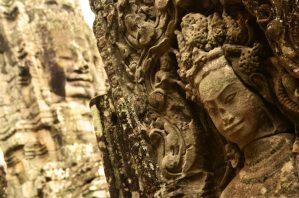 At the Temples of Angkor