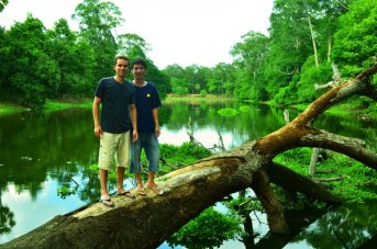 Exploring the Siem Reap Countryside