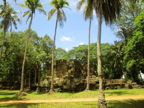 Visiting Remote Temples in Cambodia