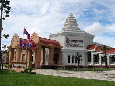 Angkor National Museum  Ancient Adventures Cambodia