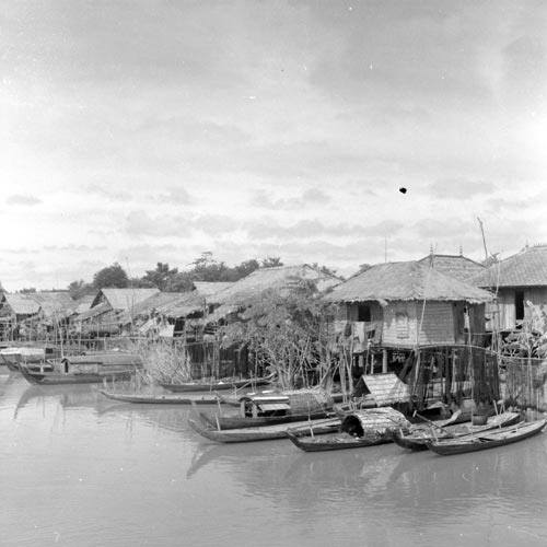 Tonle Sap - between 1946- 1962