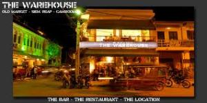 warehouse - events siem reap