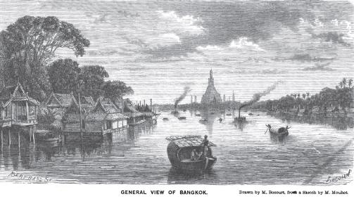 Bangkok Circa 1859