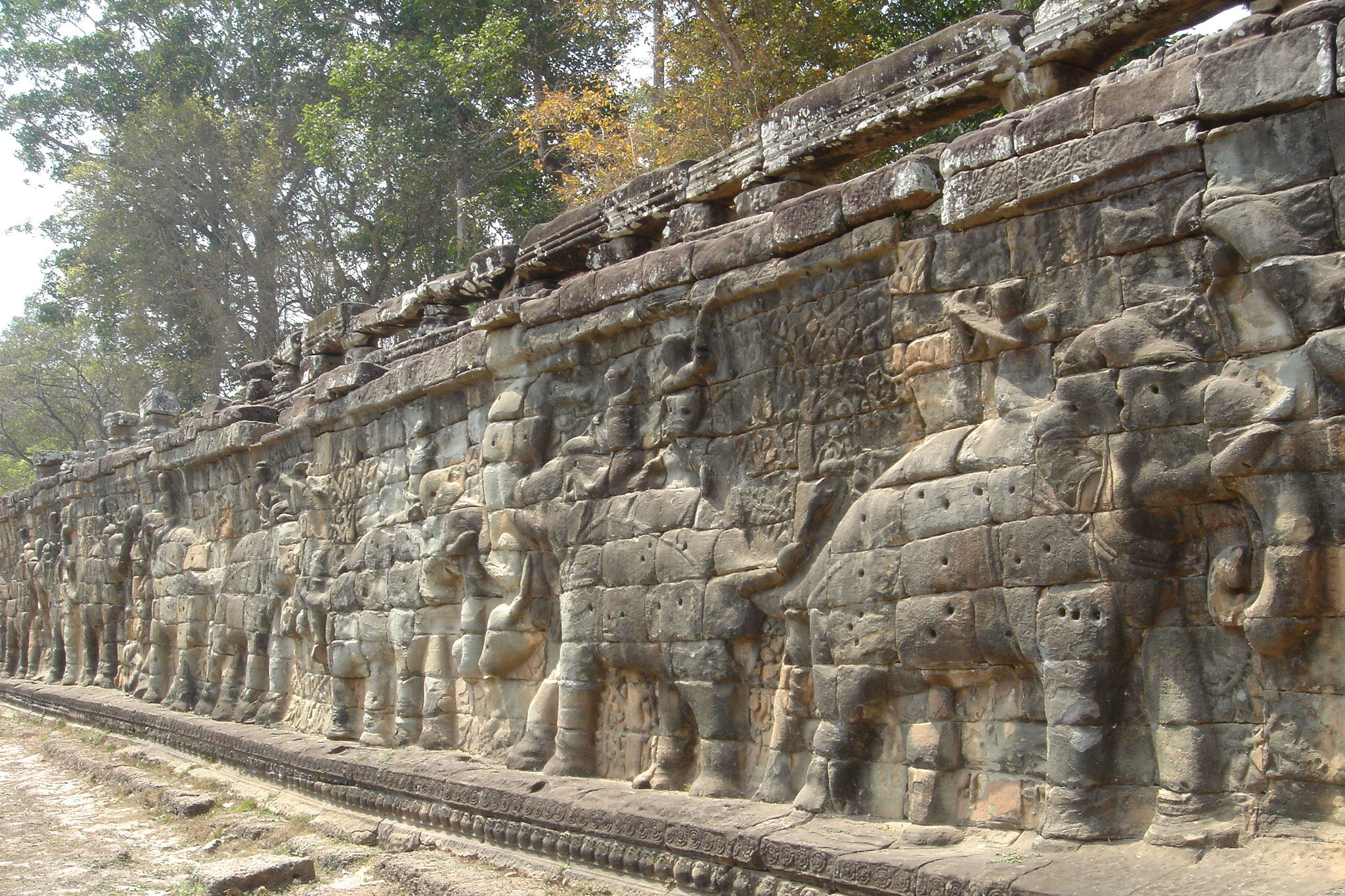 history of elephants in cambodia ancient adventures cambodia