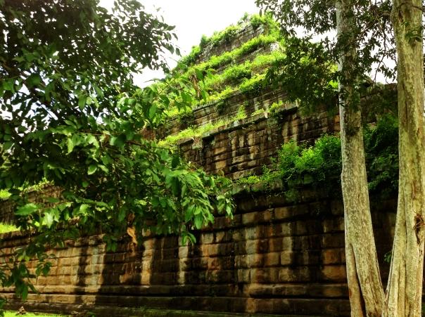 Koh Ker Temple, Cambodia