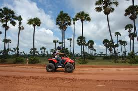 Quad Adventures in Siem Reap