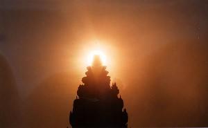 Angkor Wat Equinox Sunrise