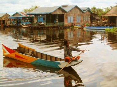 Jeep Tour -Beng Mealea - Floating Village