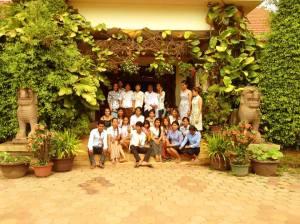 Lotus Lodge Team
