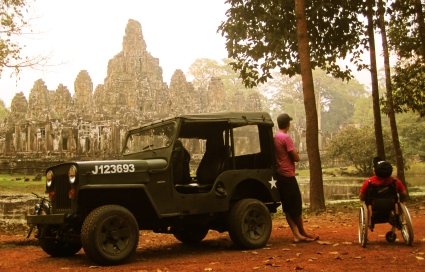 Siem Reap - Jeep Adventures