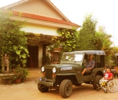 Lotus Lodge, Siem Reap - Jeep Adventures