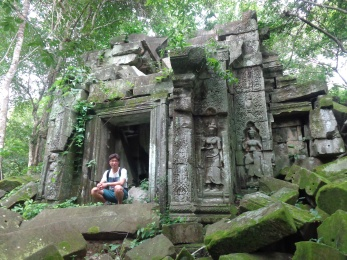 Jeep Tour - Beng Mealea