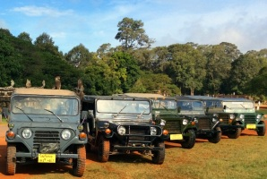 Siem Reap Cambodia Jeep Tours